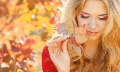 Wie pflege ich meine Haare im Herbst? Nahrungsergänzungsmittel und Kosmetikprodukte