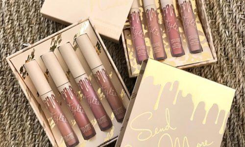 Neue matte Lippenstifte von Kylie Jenner – spezielles Sommerangebot