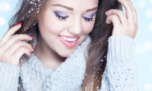 Make-up für Winter: So gelingt das perfekte Winter-Make-up