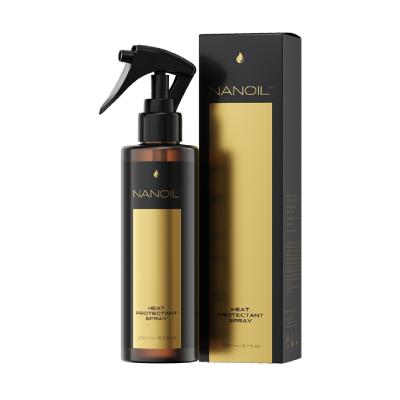 Nanoil Hitzeschutzspray für Haare